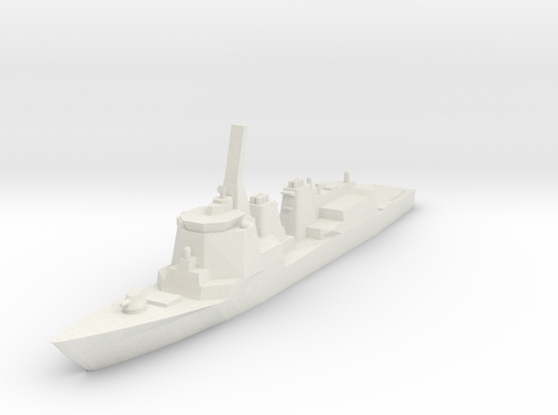Atago 1:2400 x1 in White Natural Versatile Plastic