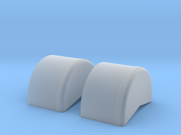 1/16 scale 40 inch Wheel Tubs