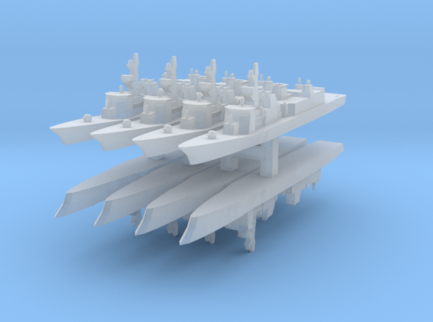 Murasame 1:6000 x8 in Smooth Fine Detail Plastic