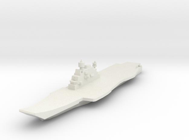 Vikramaditya 1:2400 x1 in White Natural Versatile Plastic
