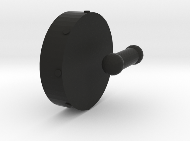 Bodhran (Irish Drum) for Minifigs 3d printed