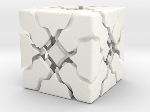 Breeze Cube 3d printed