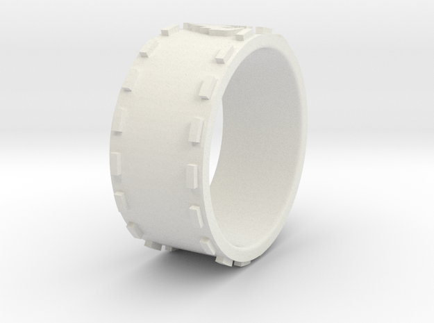 GO2FIRE Ring 3d printed