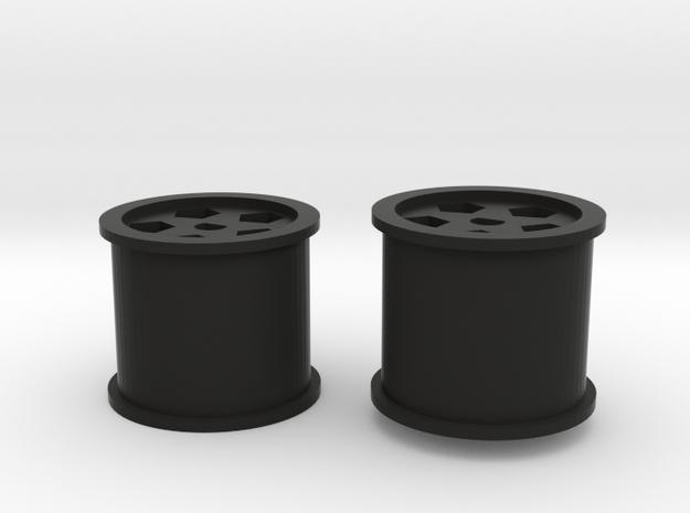 the box wheels 3d printed