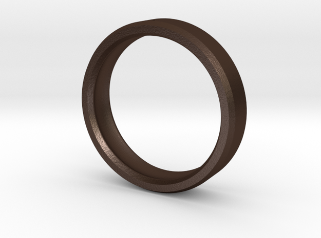 Russglo Wedding Ring 3d printed