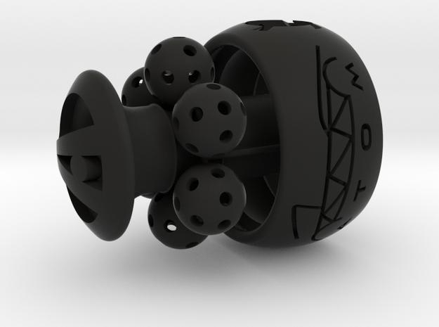 WiffleShifter Ariel Atom gear knob 3d printed