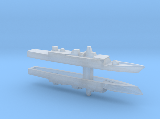 Type 056 1:6000 3d printed
