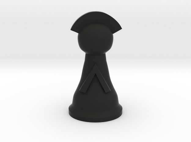 Lieutenant for Spartan Chess™  3d printed