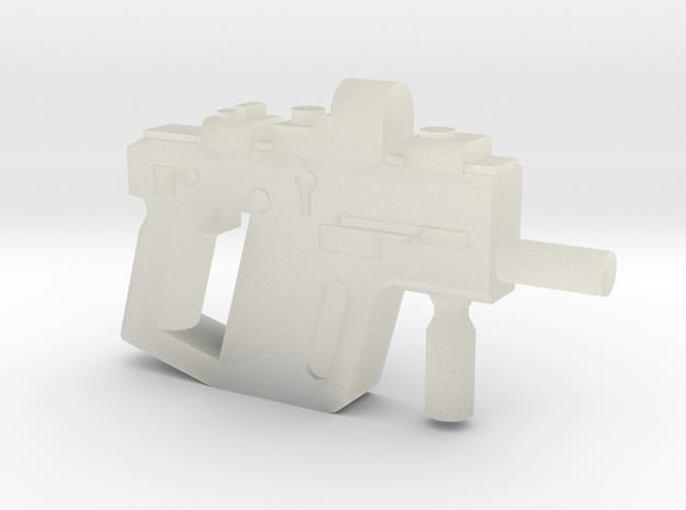 Super V SMG w Holo Sight 3d printed