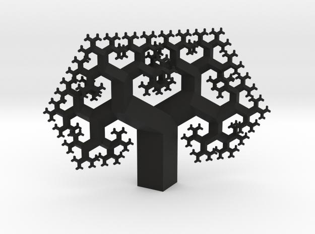Regular Fractal Tree 3d printed