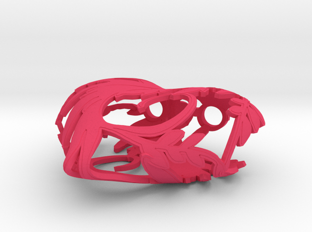 Blossom heart 3d printed