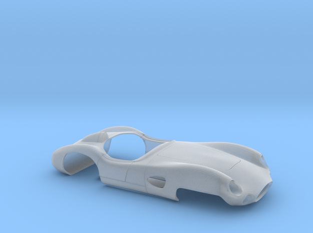 1/24 Aston Martin DBR1 3d printed Description