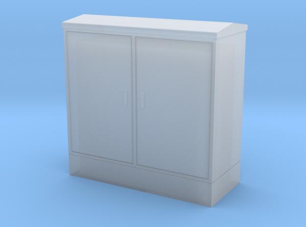 06.004.002_Schaltkasten 1400 alt (1/87) in Smooth Fine Detail Plastic