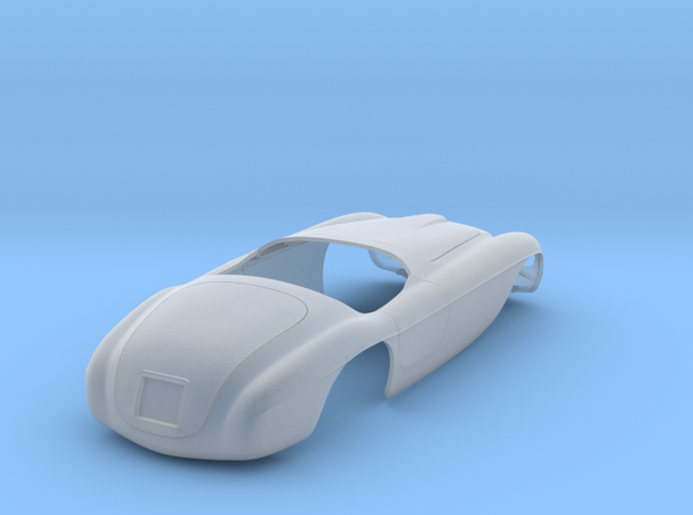 1/24 Barchetta 3d printed