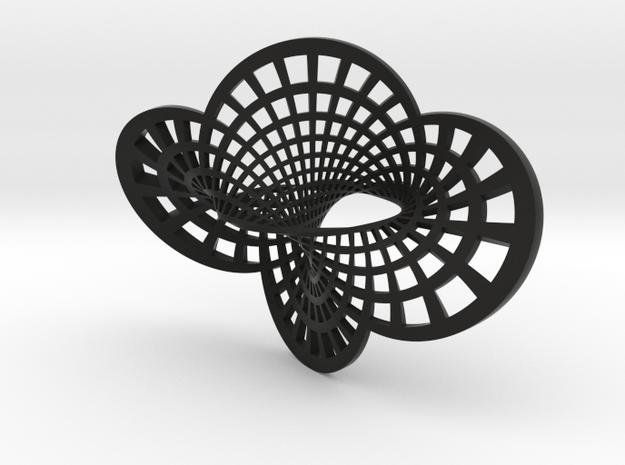 Round Möbius Strip 3d printed