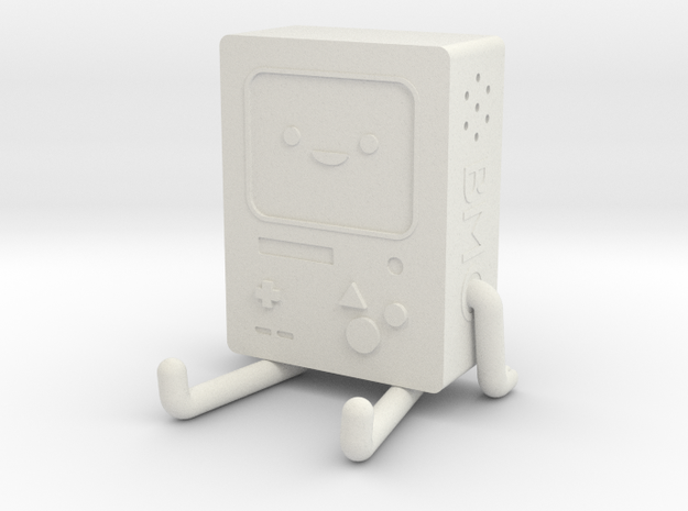 BMO Lamp in Color 3d printed