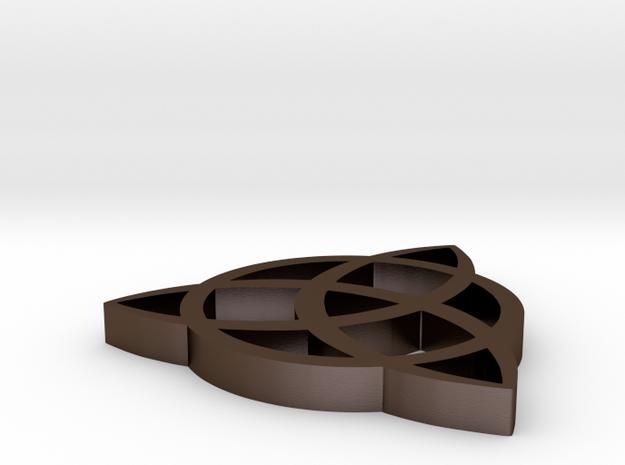 Celtic Trinity Knot 3d printed
