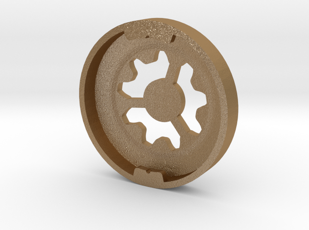 Gear Ear Bud Cover for GLASS 3d printed