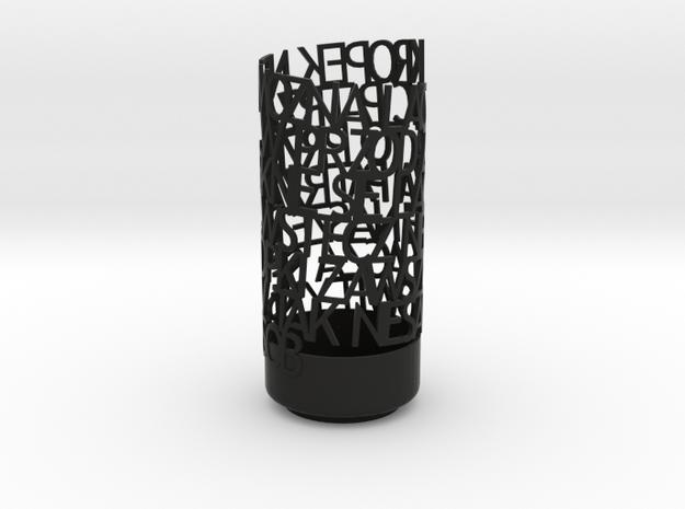 Light Poem - kropki 3d printed