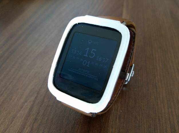 Asus Zenwatch Bumper Case