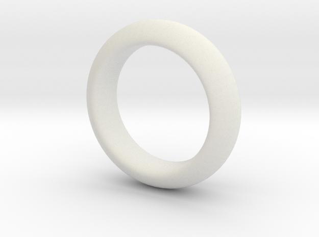 Sinoid Ring 3d printed
