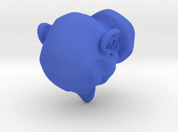 Funny Head 3d printed