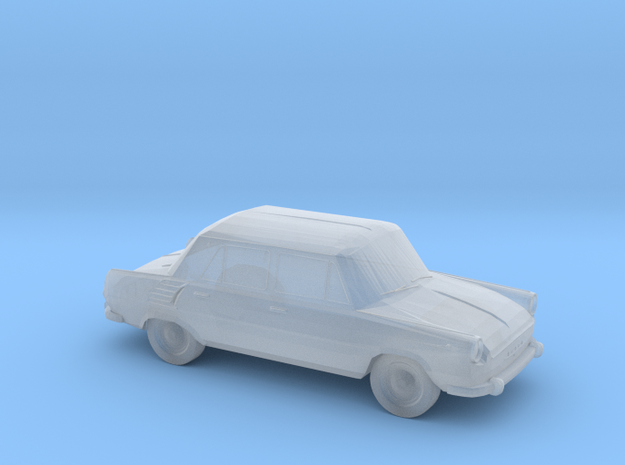 Skoda 1000 MB - NScale in Smooth Fine Detail Plastic