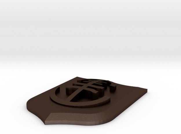 Icon_Shield 3d printed