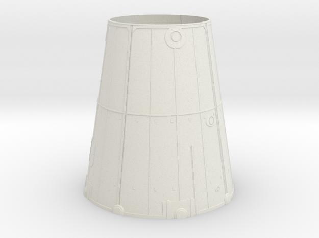 1:48 Apollo SLA- Dragon to Revell Upper 3d printed