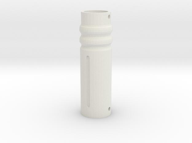 Tennant Body in White Natural Versatile Plastic