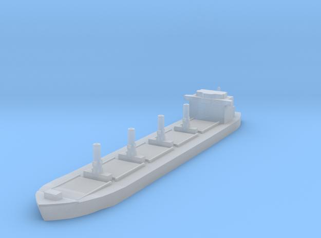 Generic Bulk Carrier 1:3000 x1 3d printed