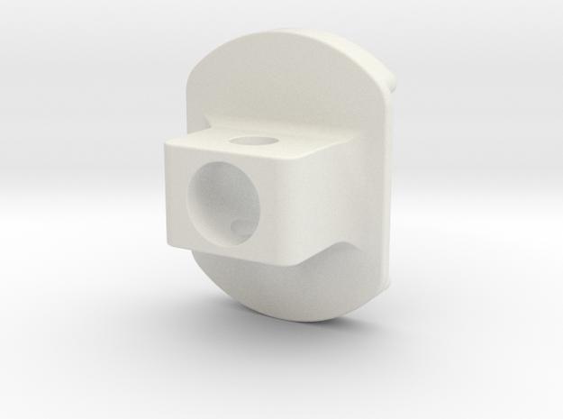 13006-33 in White Natural Versatile Plastic