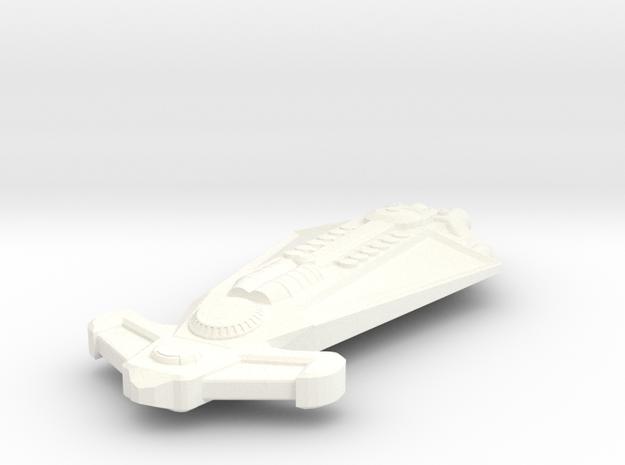 Danari Starship 3d printed