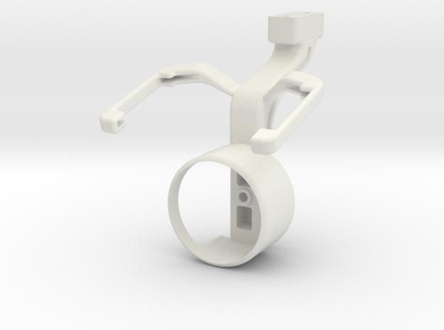 Tarot V2 Halterung passend an Original Dämpfungsei in White Strong & Flexible