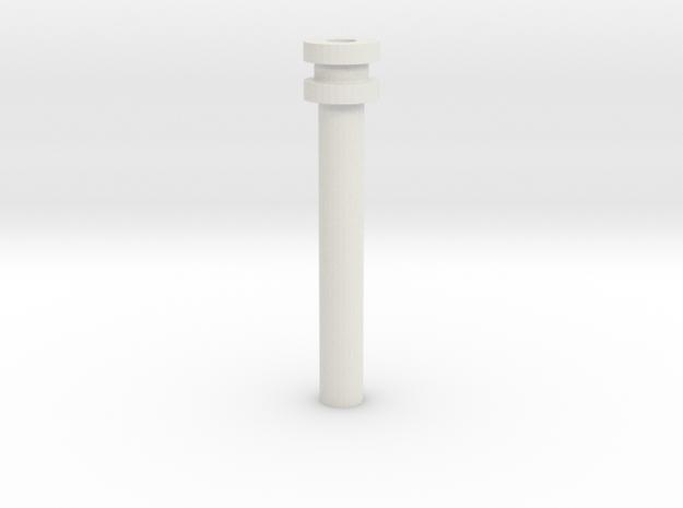 p1e in White Natural Versatile Plastic