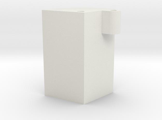p1f in White Natural Versatile Plastic