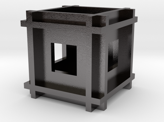 Cube-11 3d printed