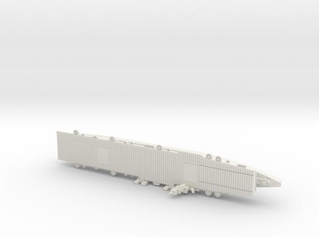 USS Princeton 1/2400 3d printed