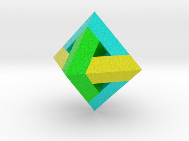 Trinity III in Full Color Sandstone