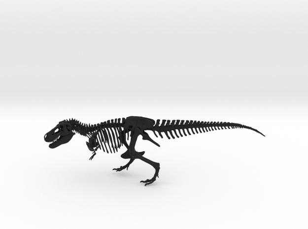 Dinosaur Tyrannosaurus rex Skeleton 3d printed