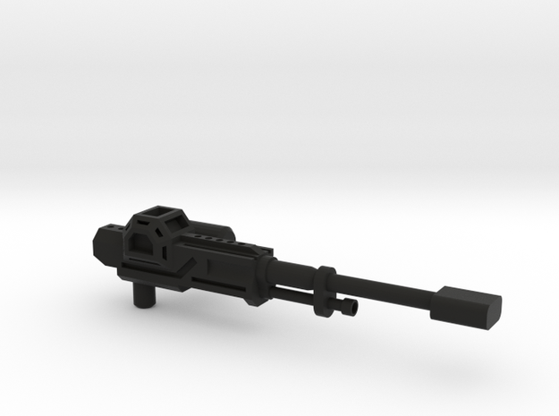 Hiss Auto Cannon 1 (fixed) 3d printed