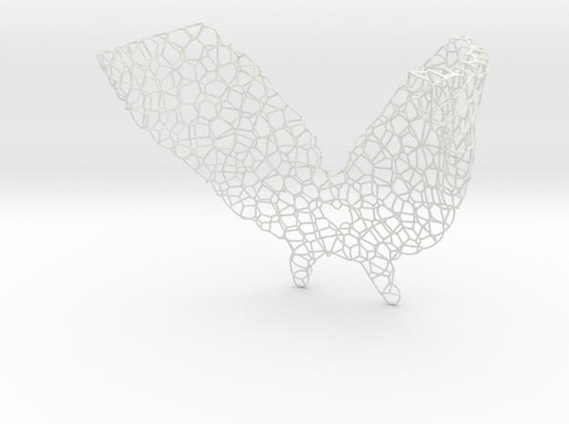 PelvicaML in White Natural Versatile Plastic