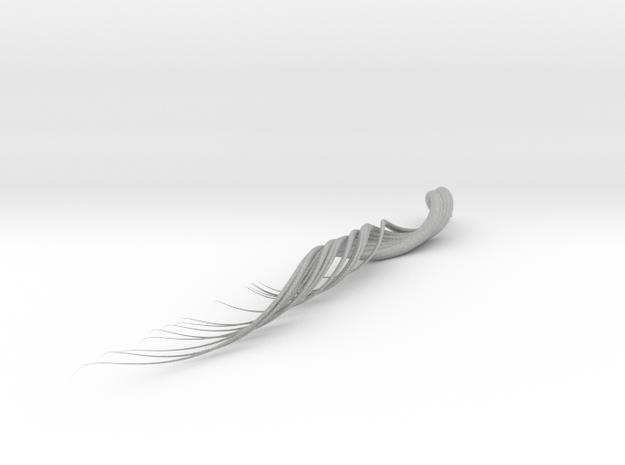 3D Brushstroke1 3d printed