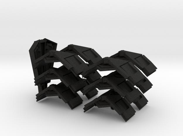 Lightning Returns Armor Plate Set 3d printed