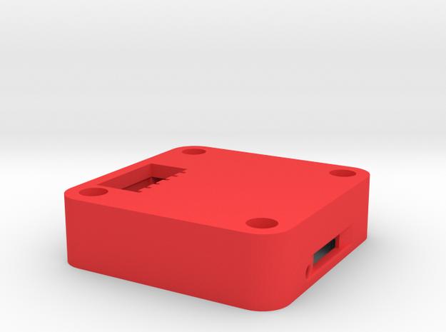 OpenPilot CopterControl Case upper v1 3d printed