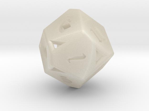d12 pyrite 2 3d printed
