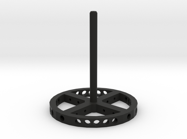 NMR Tube stand 3d printed