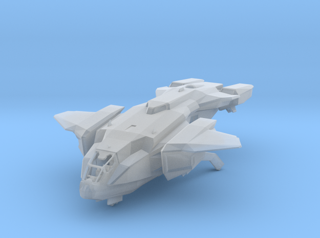Halo3 D77H-TCI Pelican in Smooth Fine Detail Plastic