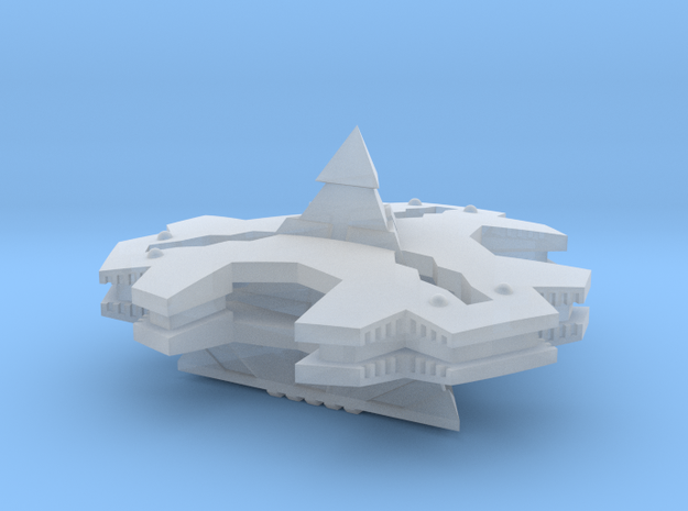 System Lord Mothership 3d printed