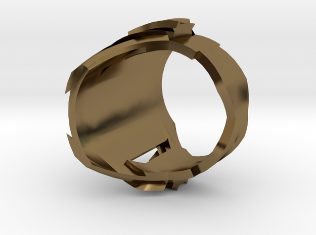 Ring Experiment One 3d printed
